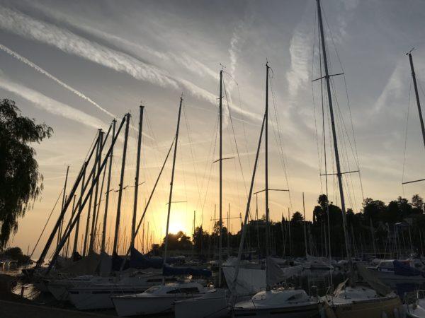 Hafen Clarens